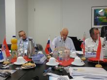 Bonn 2013: Seja direktoriuma ( Foto: S.Fösges )