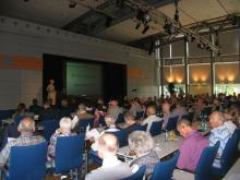 Potsdam 2014: Skupščina nemške zveze laringektomiranih ( Foto: I.Košak)