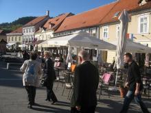 Zagreb in Samobor 2012: Ogled mesta Samobor in starega mestnega jedra ( Foto:Č.Košak )