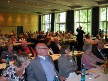 Kassel 2011: Skupščina nemške zveze laringektomiranih ( Foto: S.Ribaš )