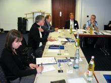 Bonn 2013: Seja direktoriuma ( Foto: S.Ribaš)