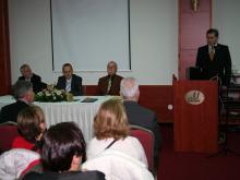 Crikvenica 2010: Pozdravni nagovor (Foto: S. Tomšič)